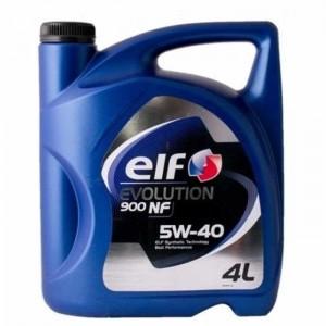 Motorno olje Elf Evolution 900 NF 5W40 4L