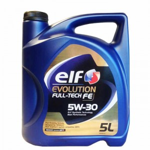 Motorno olje Elf Evolution Fulltech Fe 5W30 5L