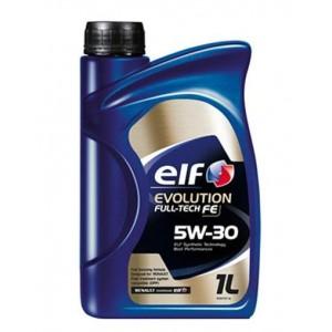 Motorno olje Elf Evolution Fulltech Fe 5W30