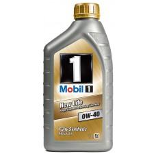 Motorno olje Mobil 1 New Life 0W40