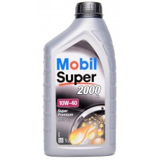 Motorno olje Mobil Super 2000 X1 10W40