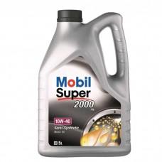 Motorno olje Mobil Super 2000 X1 10W40 5L