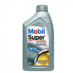 Motorno olje Mobil Super 3000 X1 Formula FE 5W30