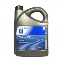Motorno olje Opel GM 10W40 5L