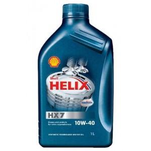 Motorno olje Shell Helix HX7 10W40