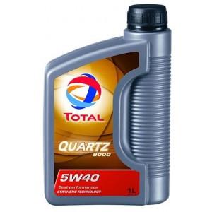 Motorno olje Total Quartz 9000 5W40 1L