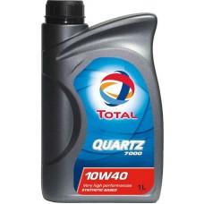 Motorno olje Total Quartz 7000 10W40