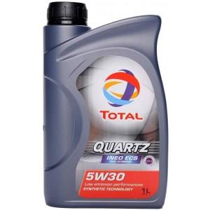 Motorno olje Total Quartz Ineo ECS 5W30