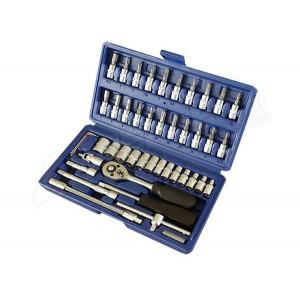 Ročno orodje 46 delni komplet