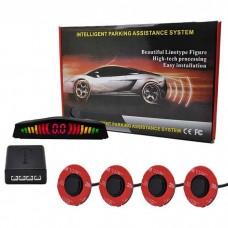 Parkirni senzorji z displejem - Brez roba
