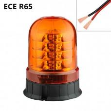 Opozorilna luč LED 24x3W, 12/24V / ECE R65