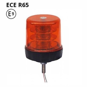 Opozorilna luč LED 54W, Utripajoča 12/24V