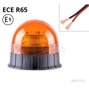 Opozorilna luč LED 19W, Utripajoča 12/24V