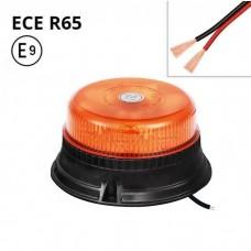 Rotacijska luč LED 8x5W, 12/24V / ECE R65