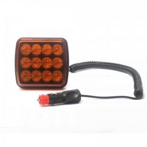 Stroboskopska magnetna LED luč 5W, 12/24V