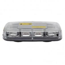 LED mini svetlobni blok oranžen 280mm