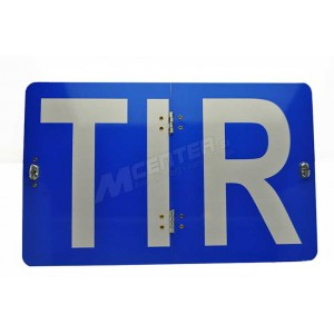 Tabla TIR, Aluminijasta