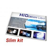 Slim XENON HID kit 12V 35W H1, H3, H4, H7, H11