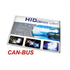 Canbus XENON HID kit 12V 35W -  H1, H3, H4, H7, H11