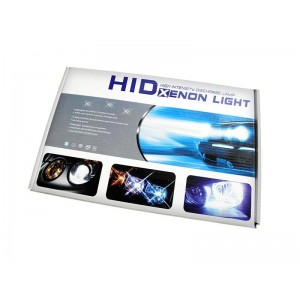 XENON HID kit 12V 35W H1, H3, H4, H6, H7, H11