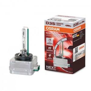 Xenon žarnice D3S Osram Night Breaker Laser 35W - 66340XNL
