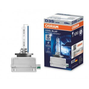 Xenon žarnica D3S Osram Cool Blue Intense - 66340CBI