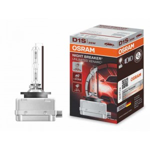 Xenon žarnica D1S Osram Night Breaker Unlimited - 66140XNB