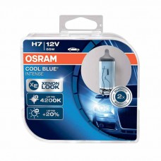 H7 Osram Cool Blue intense 12V 55W 4200k - Duo pack