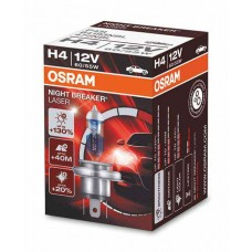 Žarnica OSRAM Night Breaker Laser H4 12V 60/55W