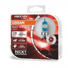Žarnice HB3 OSRAM Night Breaker Laser (Next generation)