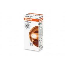 Žarnica W3W 12V OSRAM, W2.1x9,5d - 2821, 10 kos