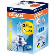 Žarnica Osram H7 12V 55W Ultra life , PX26d