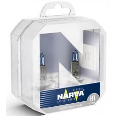 Žarnice H1 12V 85W RANGE POWER WHITE Narva +  2X W5W
