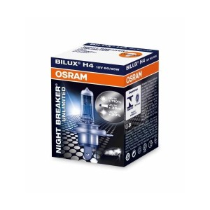 Žarnica Osram H4 12V 60/55W NIGHT BREAKER UNLIMITED