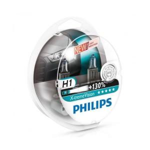 Philips žarnice H1 X-treme Vision 130% - par