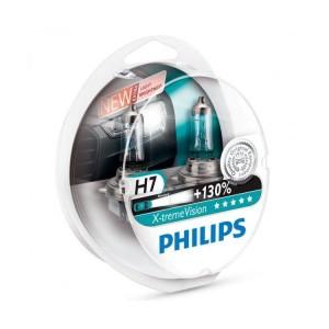 Philips žarnice H7 X-treme Vision 130% - par