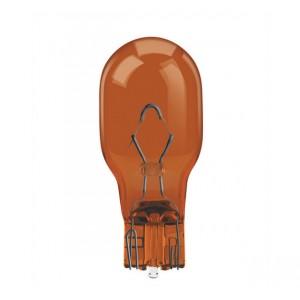 Žarnica WY16W 12V OSRAM, Oranžna T15, W2.1x9,5d - 921NA