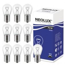 Žarnice P21W 12V NEOLUX, Ba15s - N382, 10 kos