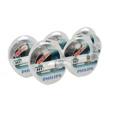 Philips žarnice H1 X-treme Vision 130% - 5 kompletov