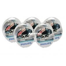 Philips žarnice H4 X-treme Vision 130% - 5 kompletov