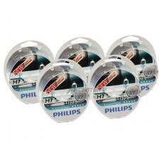 Philips žarnice H7 X-treme Vision 130% - 5 kompletov